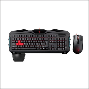 Keyboard A4 B2100 Bloody Gaming USB+Mouse Combo Set
