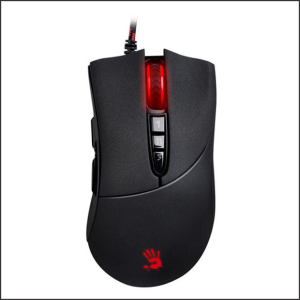 Mouse A4 V3M Gaming Bloody Multi Core Metal glide