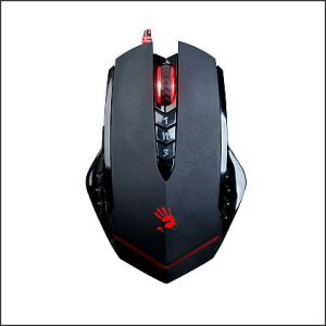 Mouse A4 V8 Gaming Bloody Multi Core Activated