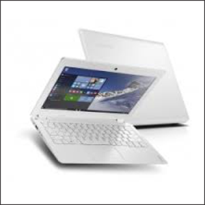 Notebook Lenovo 100S-11IBY Z3735F/2GB/32GB SSD/11.6″ HD LED/BT/Full White/Win10