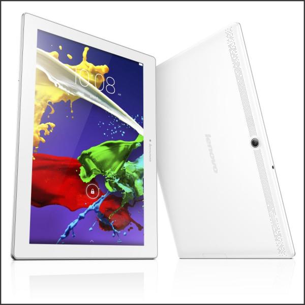 Tablet PC Lenovo Tab2 A10-70L 4G Quad 1.5GHz/2GB/16GB/10.1″ FullHD IPS/ LTE/WiFi/BT/White/A4.4