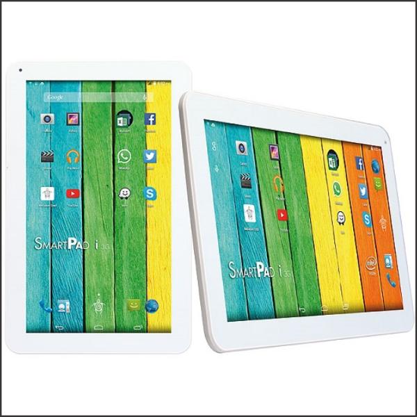 Tablet PC Mediacom Smartpad I10 3G Atom x3/1GB/16GB/10.1″ IPS/3G/GPS/2xcam/White/A5.1