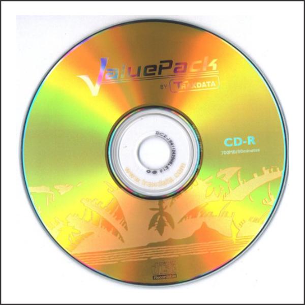 CD-R ValuePack 1pcs