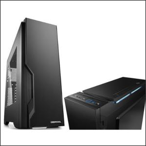 ATX Midi Tower Case Deepcool Dukase V2 w/USB 3.0, USB 2.0, 120mm Fan