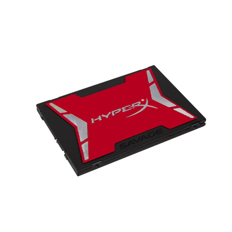 SSD 2.5″ Kingston HyperX Savage 480GB 7mm Sata3
