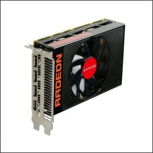 Sapphire AMD PCX Radeon R9 Nano 4GB HBM HDMI/DPx3 DX12 VR/4K