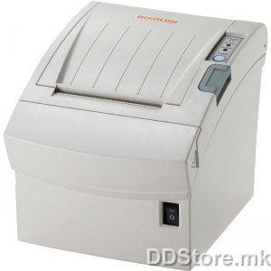 Bixolon SRP-350plusIICOP, Termalni POS pisač, direct thermal, rola 80mm, 250mm u sekundi, automatski rezač papira, paralelni, USB, bijeli