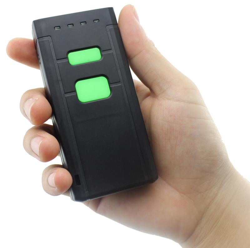 BarCode Scanner Symcode MJ-2877 Mini Bluetooth Black