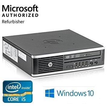 HP Compaq Elite 8300 USDT Intel® Core™ i5-3470 /8GB DDR3 /320GB /Win10Pro