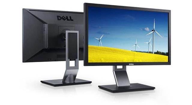 DELL U2410F 24″ UltraSharp Series 1920×1200 WUXGA Resolution 16:10 Silver/Black USB Hub DisplayPort, VGA DVI HDMI Card Reader