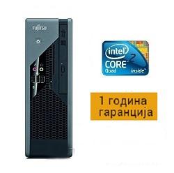 Fujitsu Esprimo C5731 SFF Intel® Core™2 Duo E8400/2GB DDR3 /250GB /DVDRW