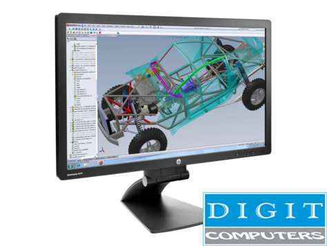 HP EliteDisplay E271i 27″ LED Backlit IPS Monitor – Proffesional series refurbished