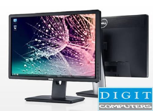 DELL P2213t 22″ 1680×1050 WSXGA+16:10 Silver/Black /VGA, DVI, DisplayPort /USB Hub /A Class Professional series