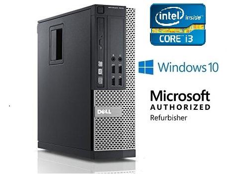 DELL OptiPlex 3010 Intel Core i3-3220/8GB RAM /250 GB HDD /DVD-RW /Win10Pro